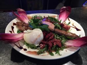 Salade picardine